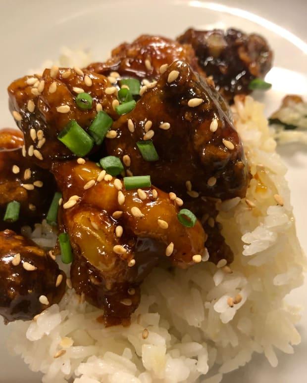 sesame-cauliflower-bites