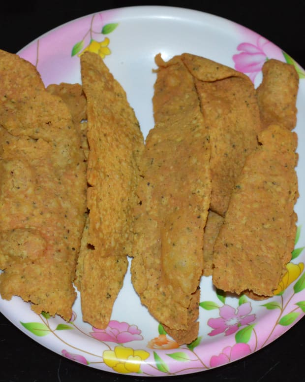 tea-time-snacks-how-to-make-gram-flour-besan-fafda
