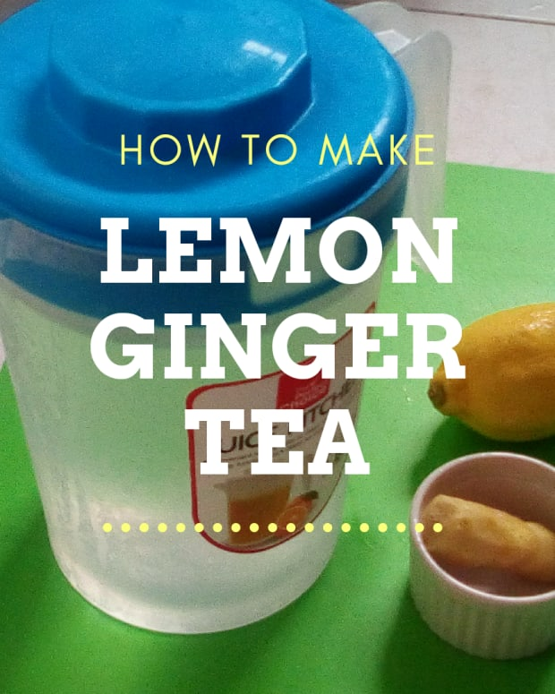 how-to-make-lemon-ginger-tea