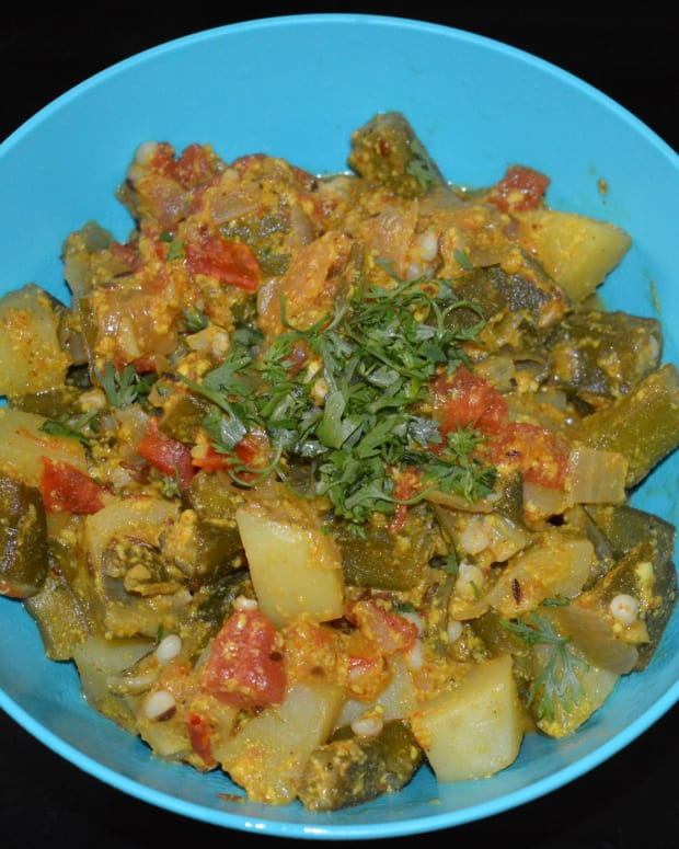 yogurt-based-okra-potato-curry