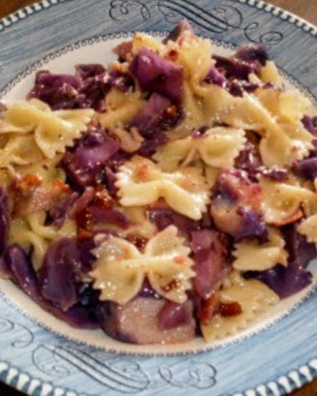 red-cabbage-and-pasta-stir-fry-illustrated-recipe
