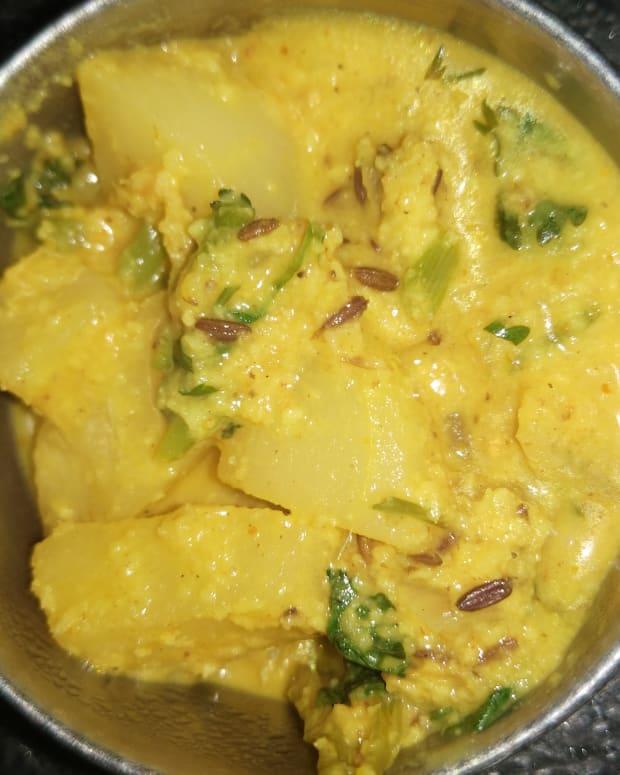 potato-gravy-or-potato-kurma-recipe
