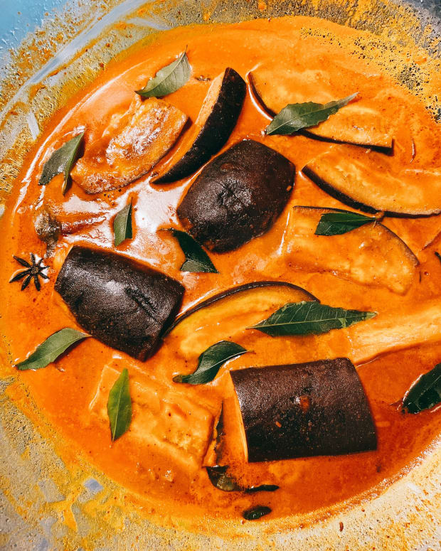 how-to-make-eggplant-curry