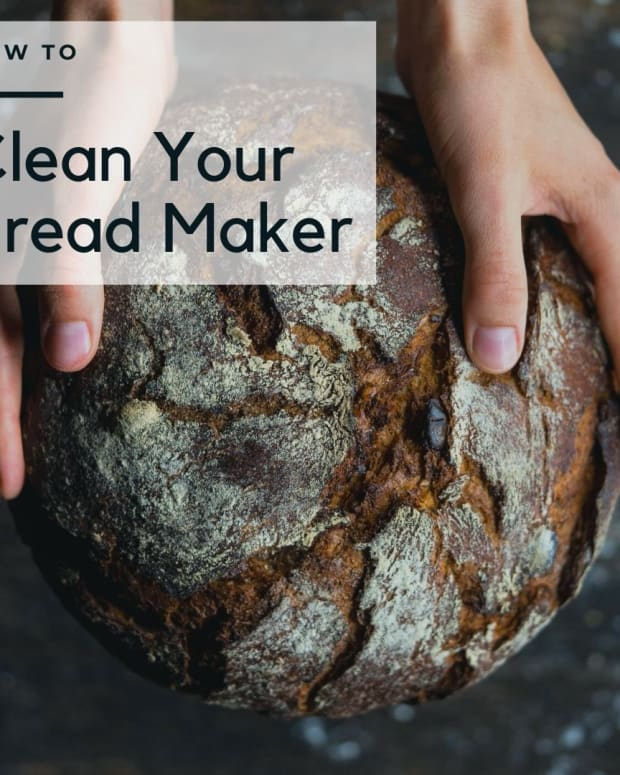 how-do-you-clean-your-bread-maker