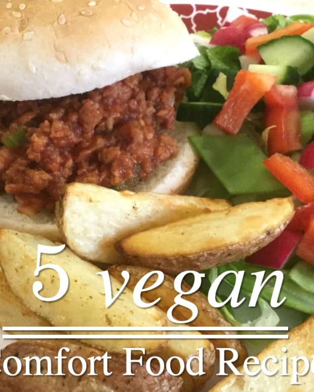 top-5-vegan-comfort-foods