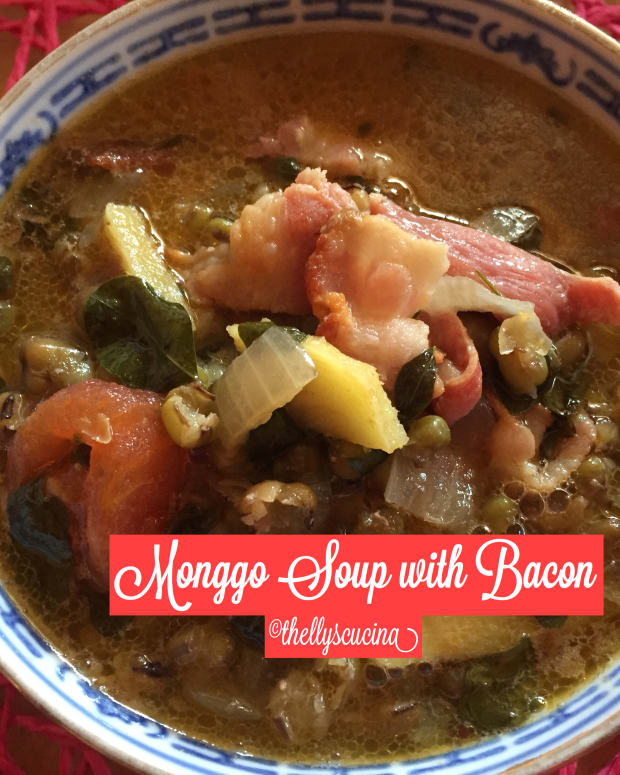 how-to-make-monggo-beans-soup-with-bacon