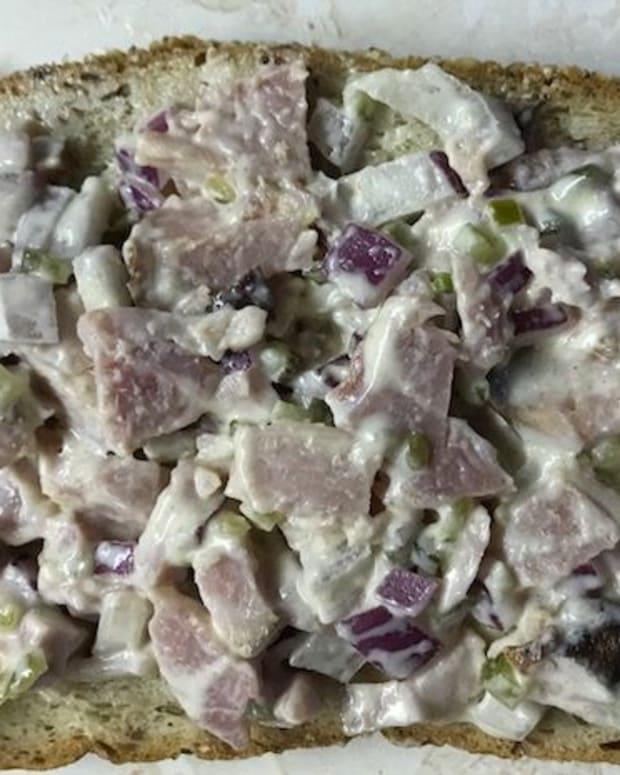 ham-salad-sandwiches