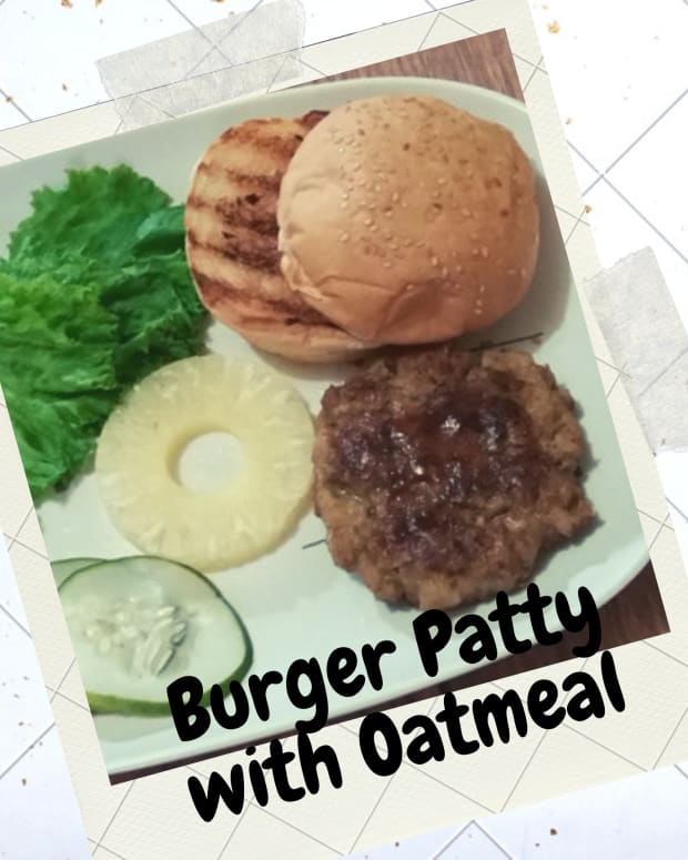 how-to-make-burger-patty-with-oatmeal