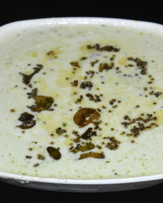 how-to-make-peanut-curd-chutney-dip