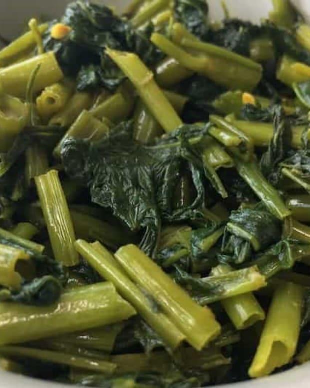 blanched-kangkong-water-spinach