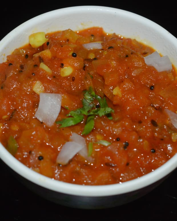 homemade-tomato-salsa-tomato-dip-for-roti-pratha-and-chapati