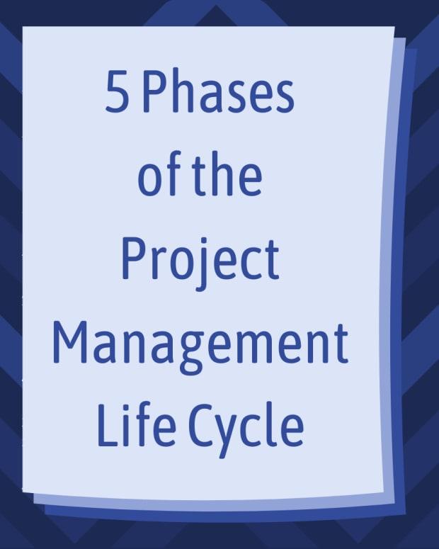 什么是 - 项目管理 - 生命周期