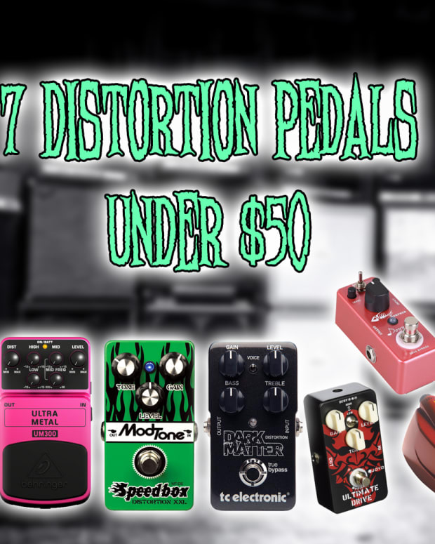 7-distortion-guitar-pedals-that-cost-less-than-50