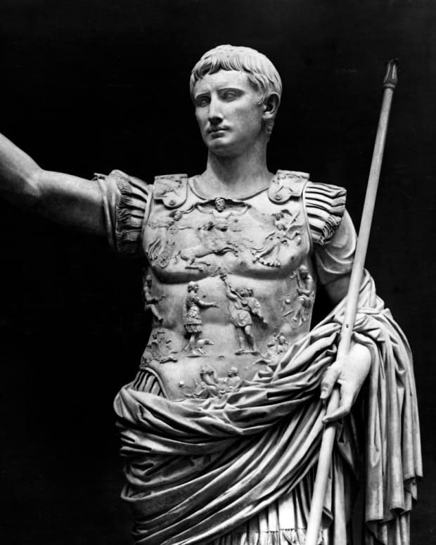 how-did-augustus-consolidate-his-power