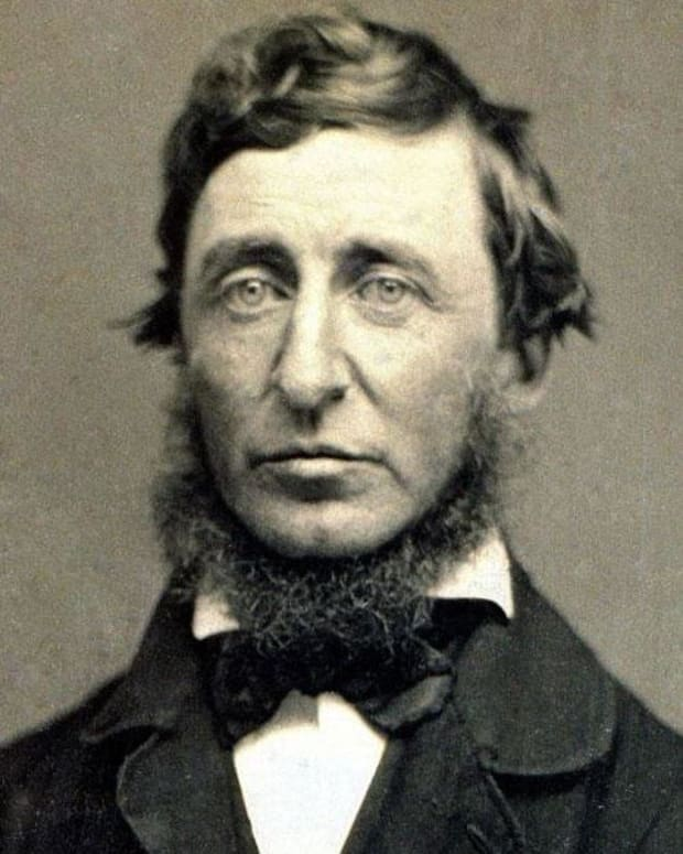 "Henry David Thoreau's ""My Prayer"""