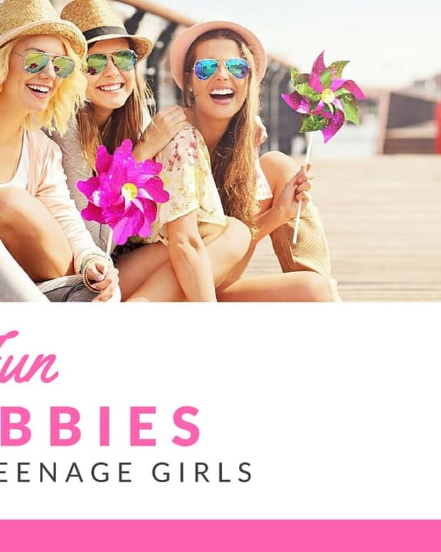 hobbies-for-teenage-girls