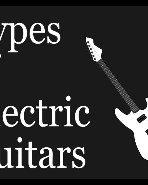 types-of-electric-guitars-guide