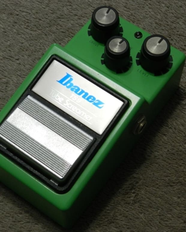 ibanez-tube-screamer-ts9-pedal-review