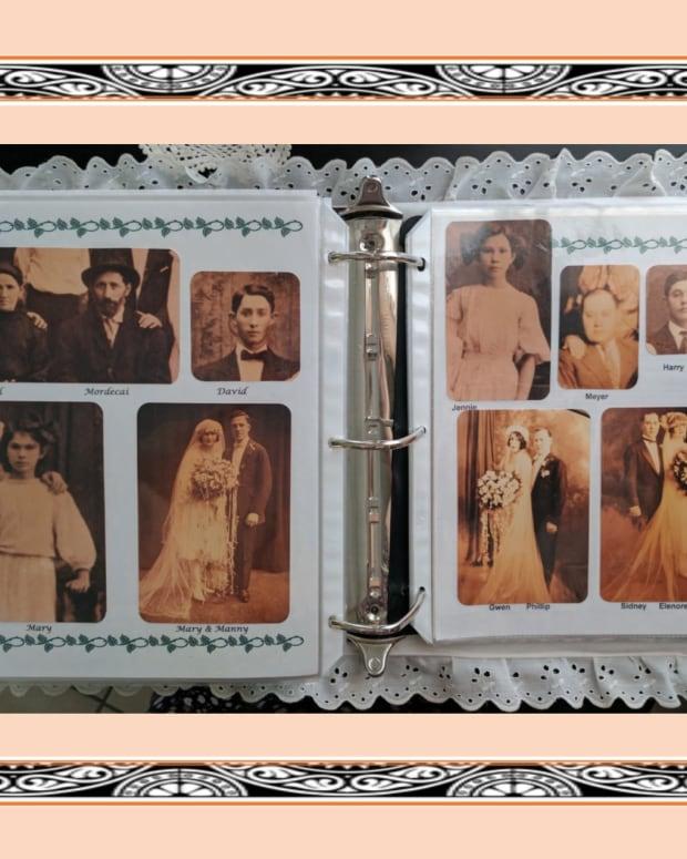 genealogy-creating-an-heirloom-family-tree-book