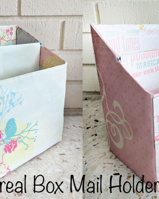 cerealboxmailholder