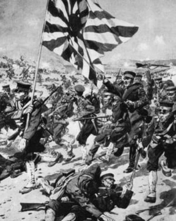 the-russo-japanese-war