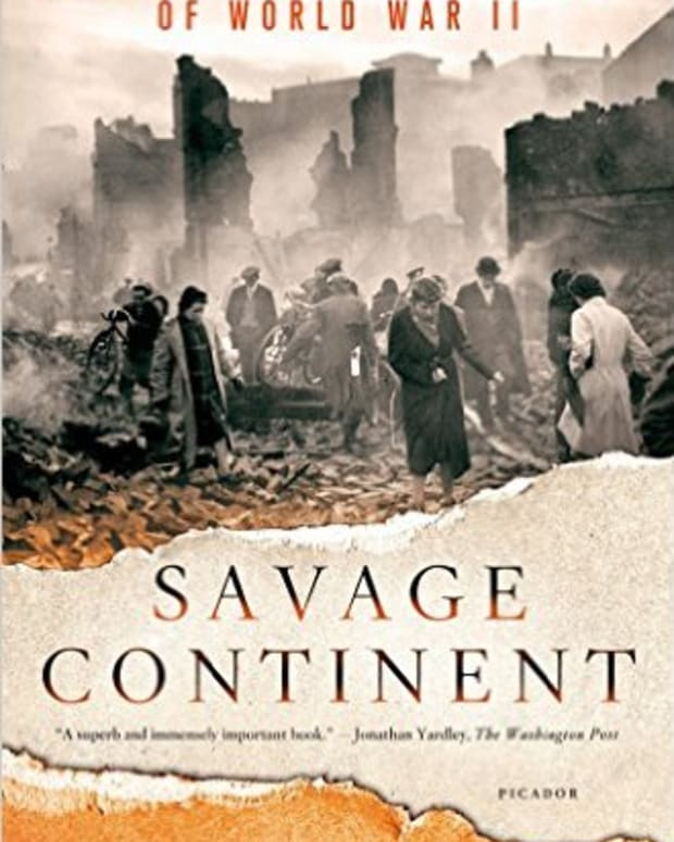 review-savage-continent-europe-in-the-aftermath-of-world-war-ii