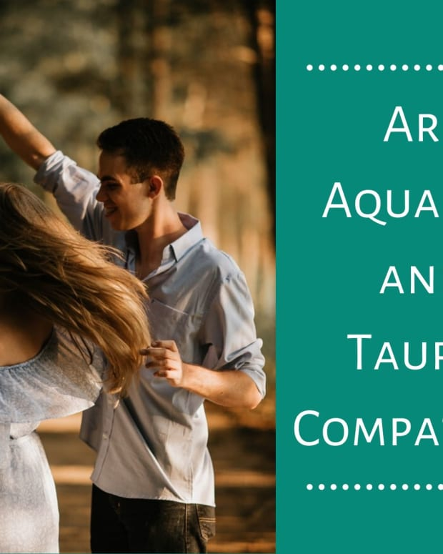 why-a-taurus-and-an-aquarius-click-romantically