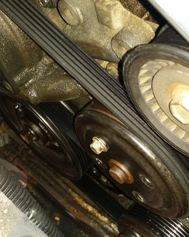 how-to-change-a-water-pump-on-a-39-v6-chevrolet-engine