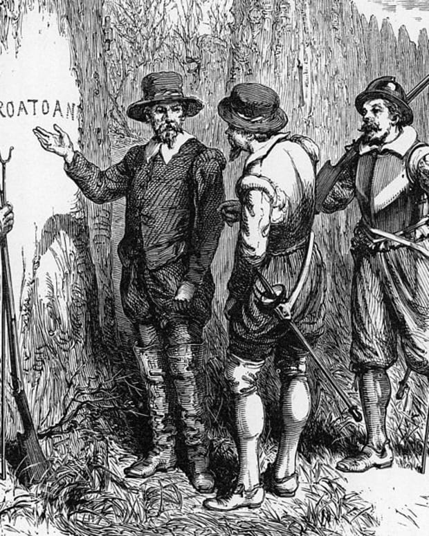 circulating-theories-around-the-disappearance-of-the-lost-colony