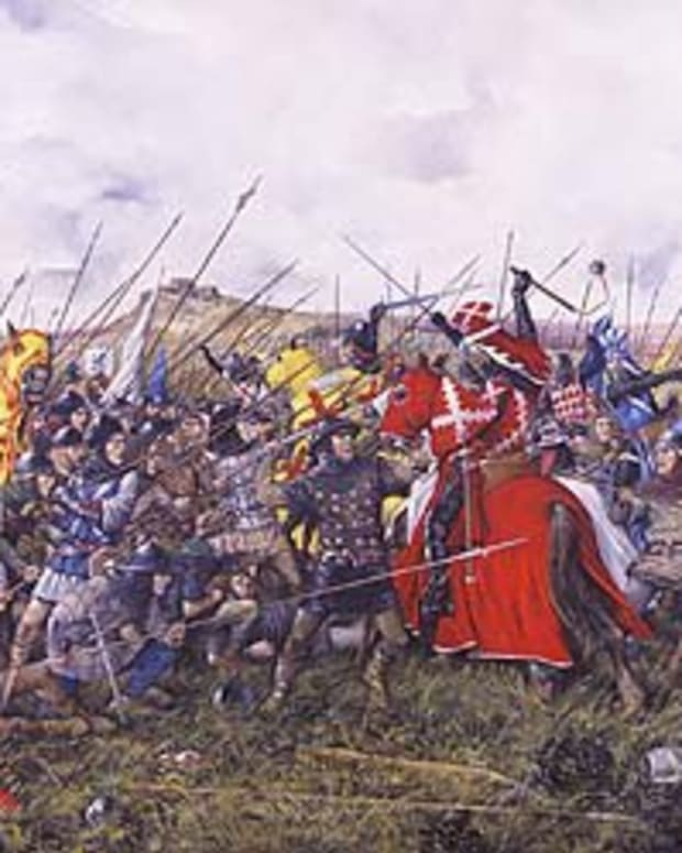 sonnet-258-the-battle-of-bannockburn
