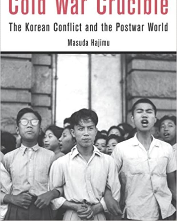 review-cold-war-crucible-the-korean-conflict-and-the-postwar-world