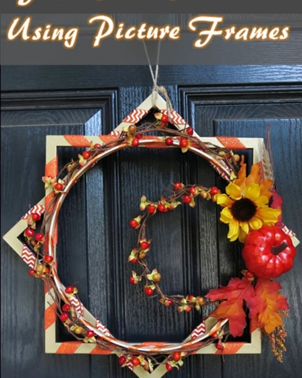 diy-craft-tutorial-how-to-make-a-festive-fall-door-wreath-using-picture-frames