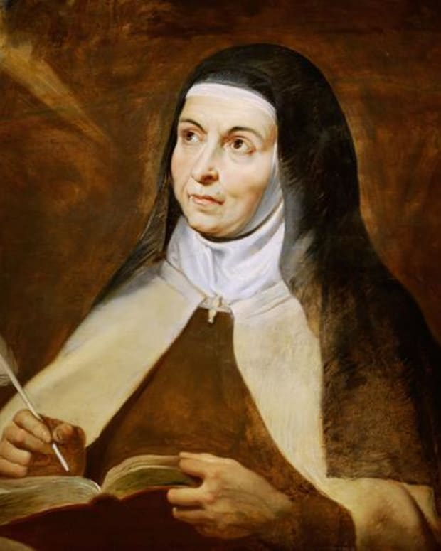 The Mystical Poetry of Saint Teresa of Ávila