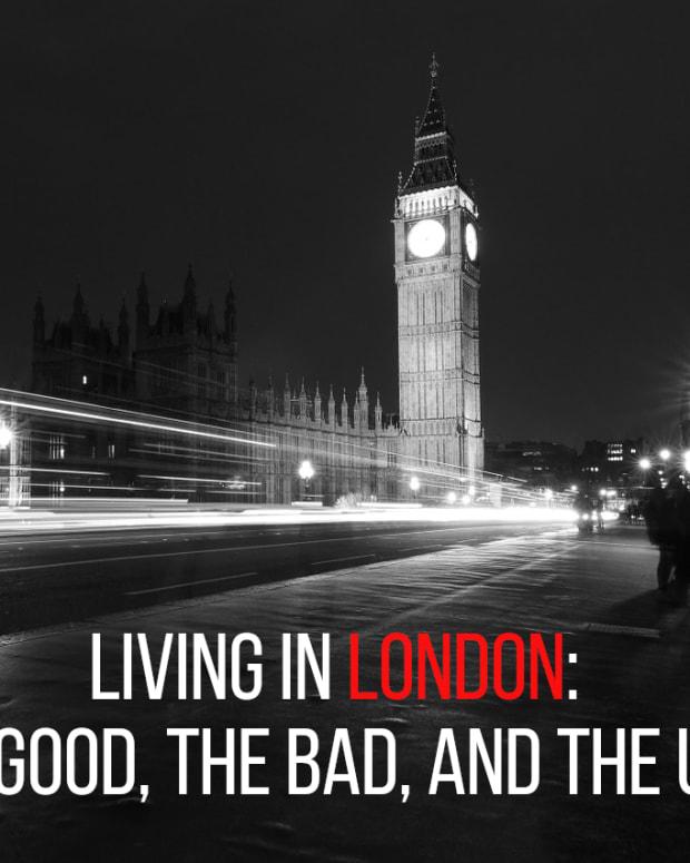 伦敦的优点和缺点