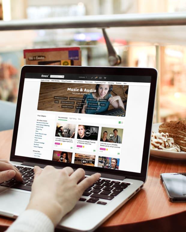 Fiverr-Review-菲夫斯的优点 - 达到的美元市场