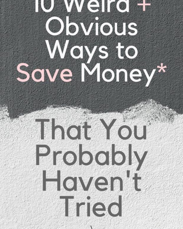 10显而易见的方式 - 节省金钱 - 你可能没有尝试过的