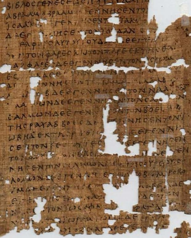 the-earliest-new-testament-manuscripts