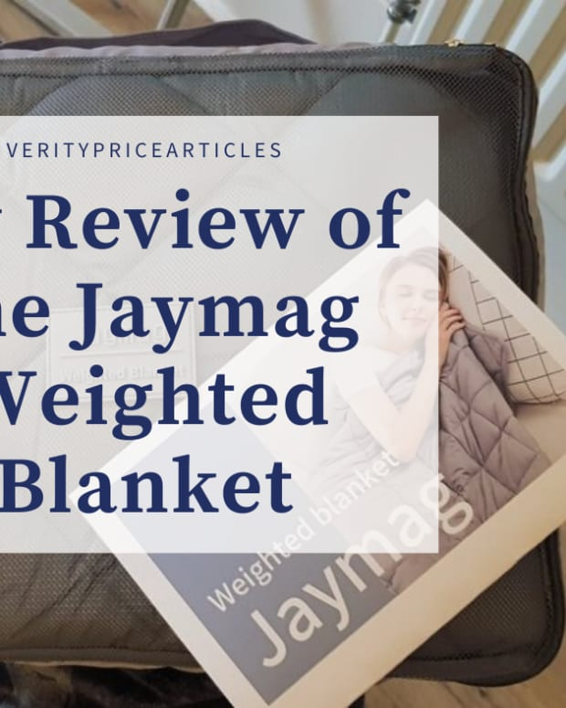 my-review-of-the-jaymag-weighted-blanket