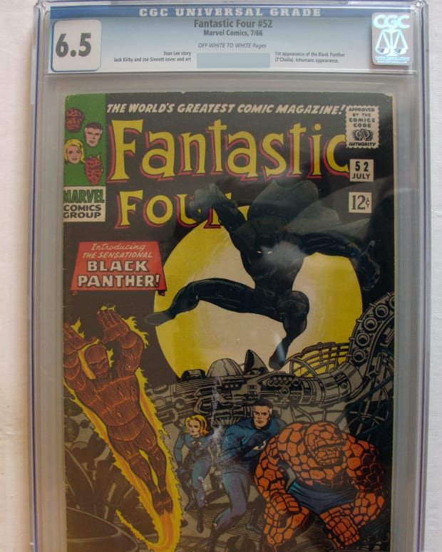 fantastic-four-52-first-appearance-black-panther