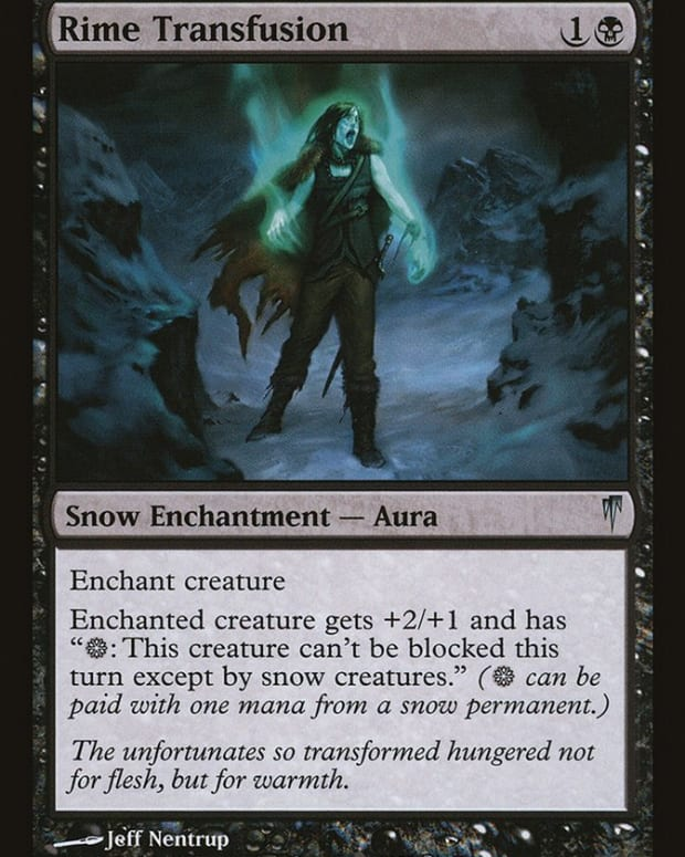 best-snow-cards-mtg