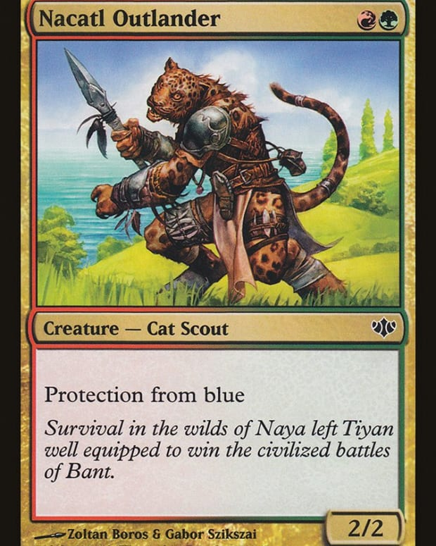 creatures-with-protection-from-blue-mtg