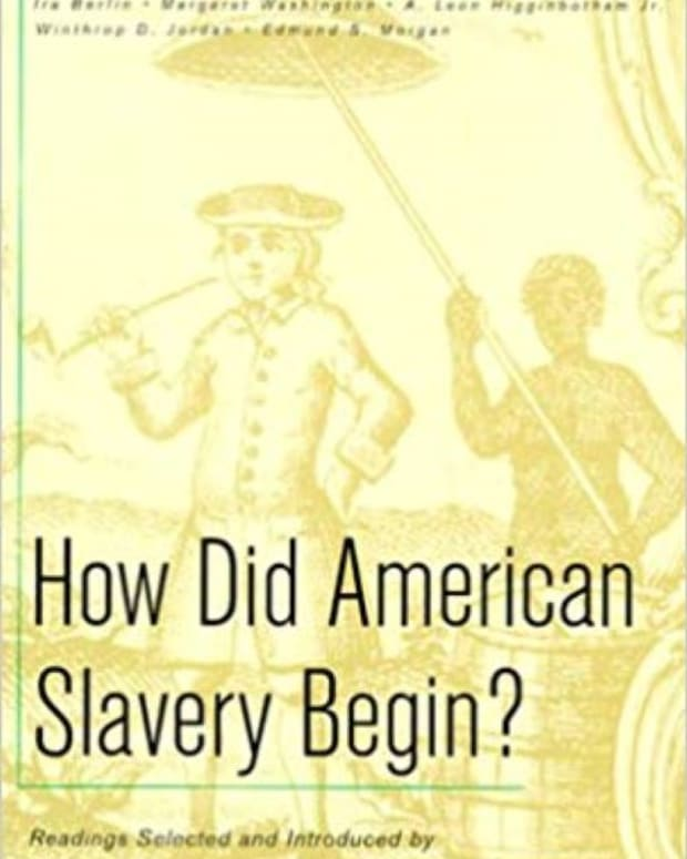 how-did-american-slavery-begin