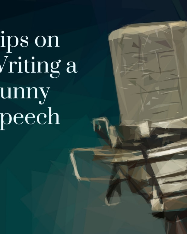 how-to-write-a-funny-speech