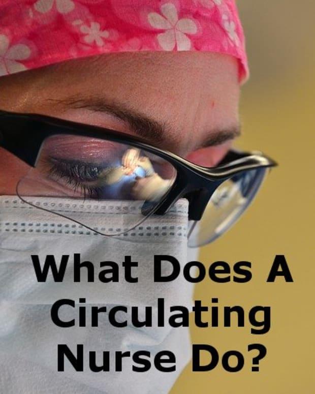 手术室护理 - 循环器