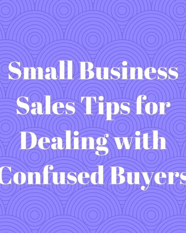 小型企业 - 销售提示 - 打交道困惑 - 买家