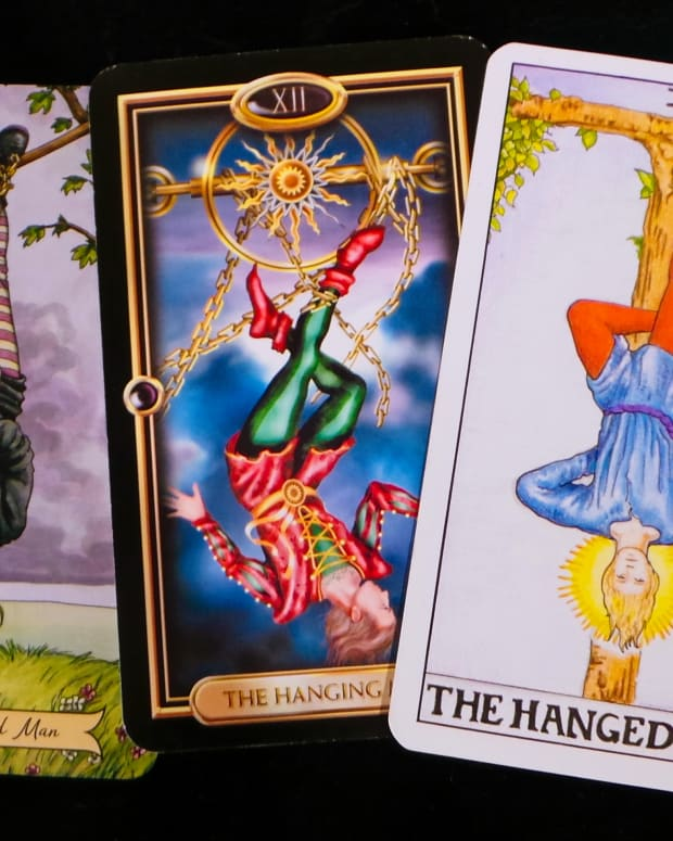 the-hanged-man-in-tarot