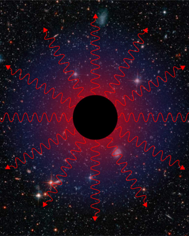 how-do-black-holes-evaporate
