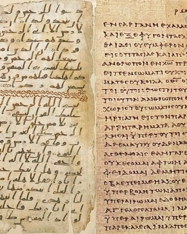 the-quran-and-the-new-testament-bible-a-comparison-of-textual-histories