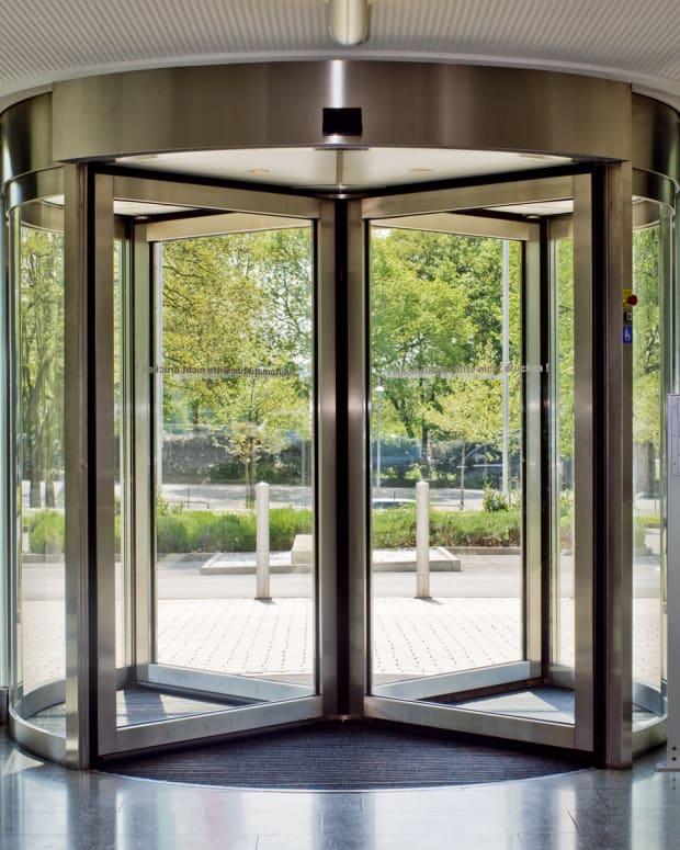 round-a-revolving-door