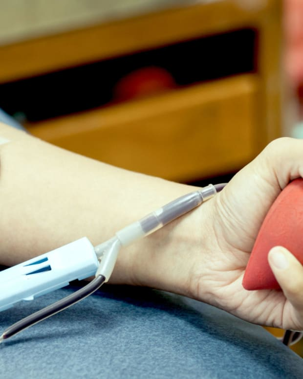 does-having-a-blood-transfusion-change-your-dna